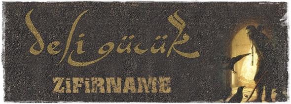 Deli Gücük Zifirname banner Kargalı Seyyah Deli Gücük Yeniden Aramızda Zifirname stephen king Levent Cantek Deli Gücük Çizgi Roman Can Yalçınkaya