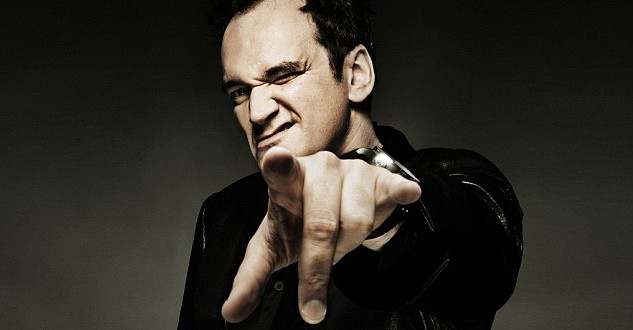 Grindhouse Lives 1 – Quentin Tarantino Pointing