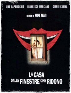 The House with the Laughing Windows poster