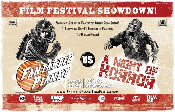 A Night of Horror vs Fantastic Planet 2013