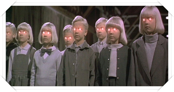 12 Village of the Damned