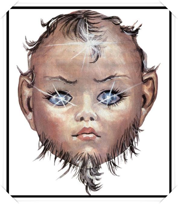 Sakallı Bebek