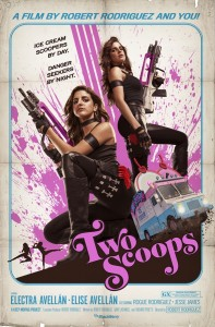 two scoops poster