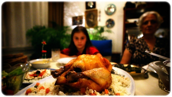 Kızarmış Tavuk 1