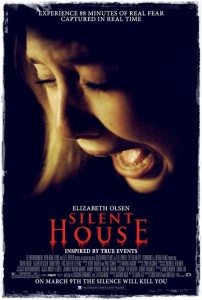 Silent-house poster