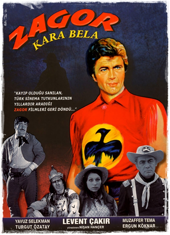 Zagor Kara Bela Poster