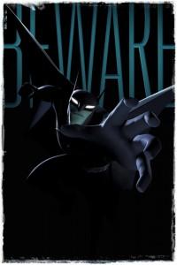 Beware the Batman poster