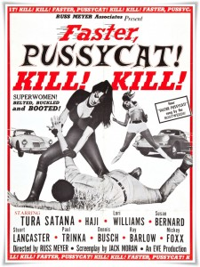 Faster Pussycat poster
