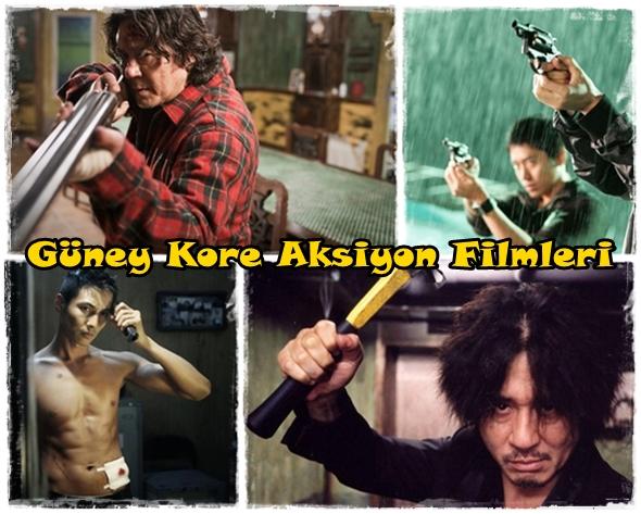 Güney Kore Aksiyon Filmleri