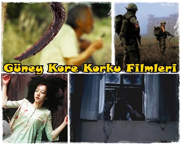 Güney Kore Korku Filmleri