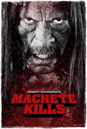 Machete Kills Görseller ve Red Band Fragman 1 – Machete Kills poster