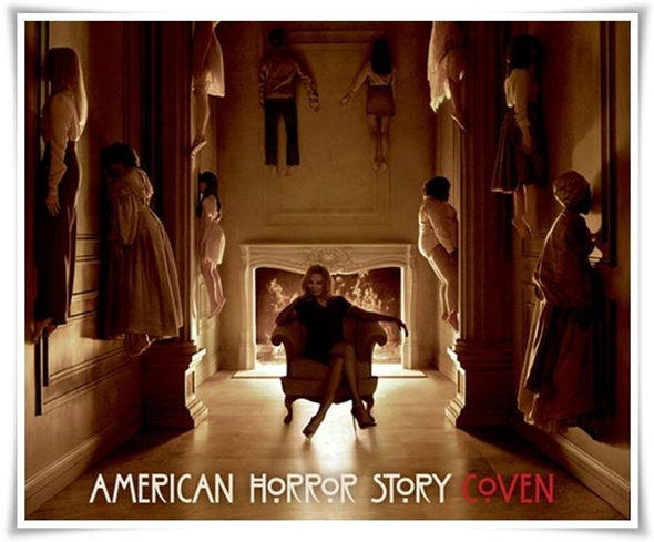 American Horror Story Coven poster