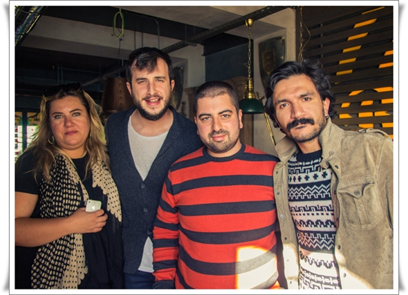 Behzat Ç Ankara Yanıyor Söyleşi 3