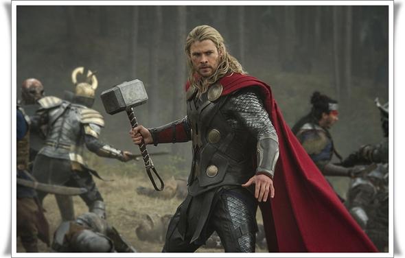 Thor_Karanlık Dünya 5