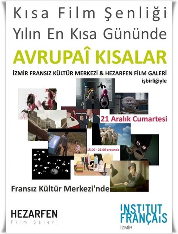 Avrupai Kısa Filmler