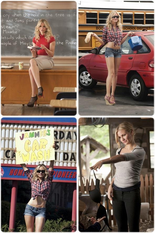 Bad Teacher Scenes