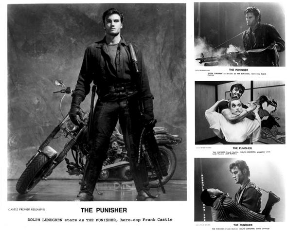 The Punisher lobiler