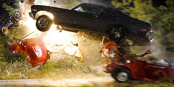 Dosya: Hangi Filmde Kaç Araba Parçalandı? 1 – Death Proof 2007 kaza