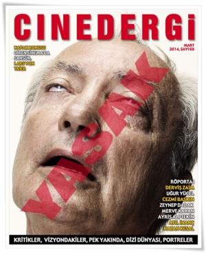 CineDergi Mart Sayısı Yayında! 1 – CineDergi