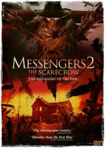 Messengers 2 The Scarecrow poster