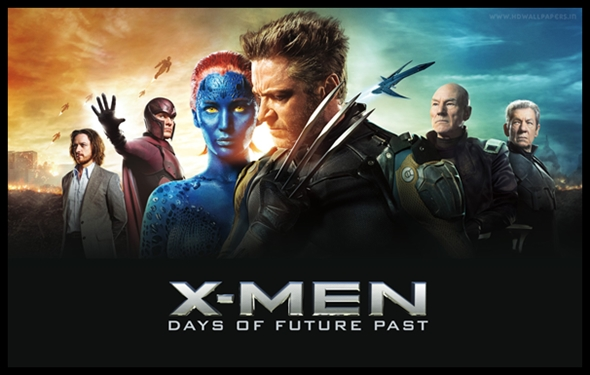 X-Men Days of Future Past banner