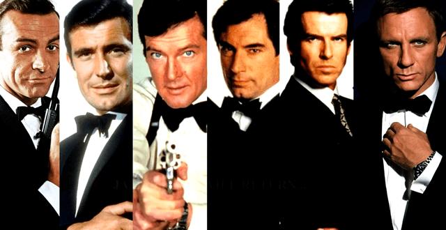 Bond... James Bond 1 – Bonds