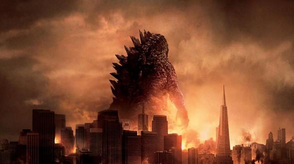 Godzilla (2014) 1 – Godzilla