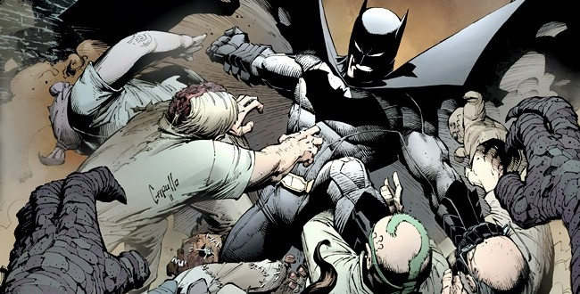 JBC Yayıncılık'tan Yeni Çizgi Romanlar 1 – Batman V1 Court Of Owls Kapak Büyük
