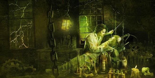 Kendi Frankenstein'ınızı Nasıl Yaparsınız? 1 – Casebook of Victor Frankenstein by millushkaa