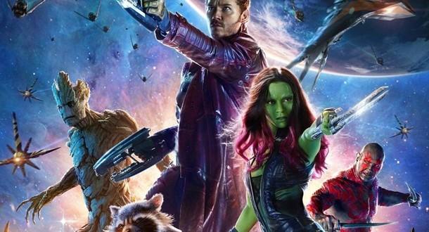 Haftanın Filmleri: 01 Ağustos 2014 1 – Guardians of the Galaxy poster 21