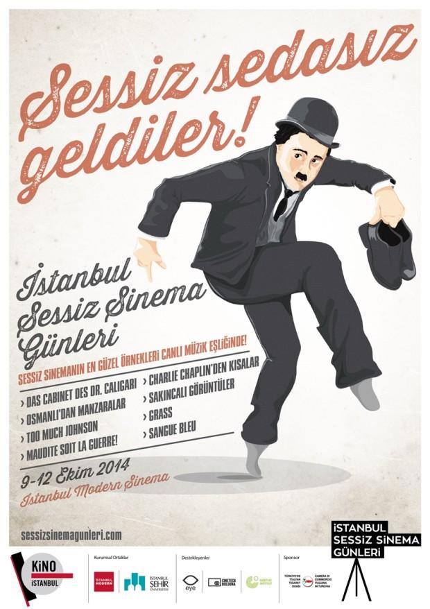Sessiz Sinema Günleri poster