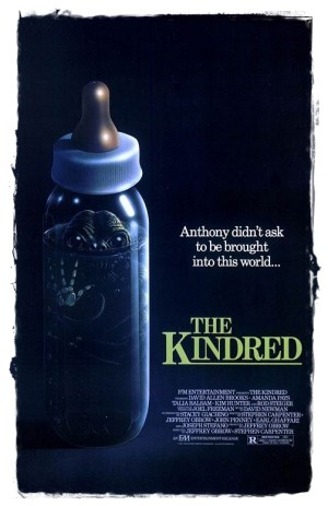 The Kindred poster
