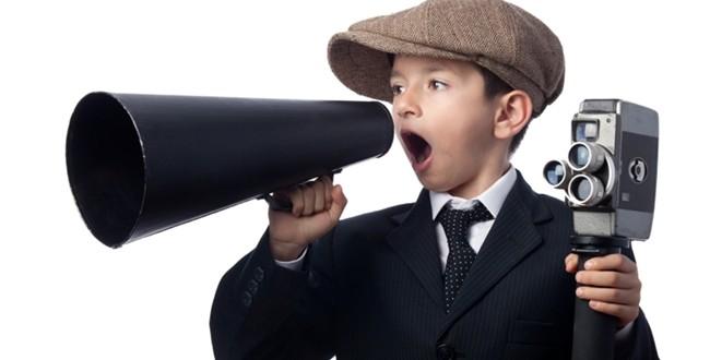 Film Çekeceğim, Yardım Edin! 1 – Kid Director 1