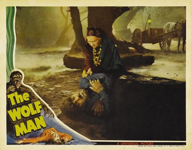 The Wolf Man lobi 2