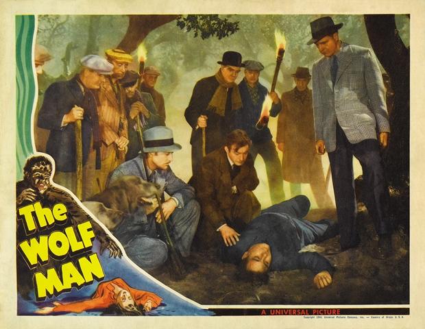 The Wolf Man lobi 3