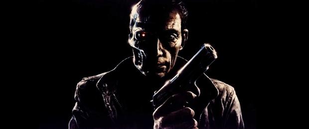 Lance Henriksen'ın rol için düşünülmesine önayak olan Terminator taslağı