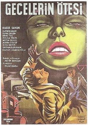 Gecelerin Ötesi poster