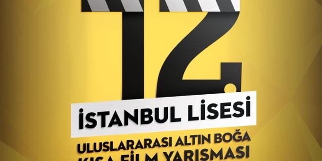 12. Uluslararası Altın Boğa Kısa Film Festivali 1 – 12 İstanbul Altın Boğa Kısa Film Yarışması