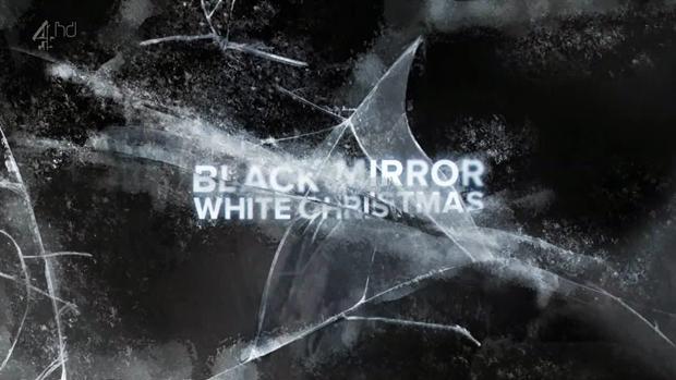 Black Mirror White Christmas logo