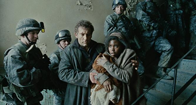 Children of Men / Son Umut (2006) - Mizah Gastesi
