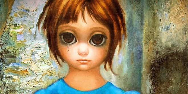 Büyük Gözlerinin Suçlusu Sensin! 1 – Büyük Gözler
