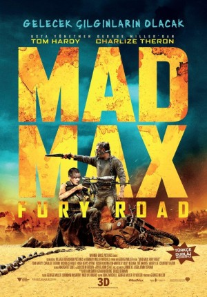 Mad Max Fury Road poster TR