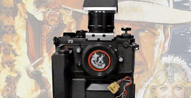 Indiana Jones Nikon F3 Fotoğraf Makinesi ile Nasıl Çekildi? 1 – modified nikon f3