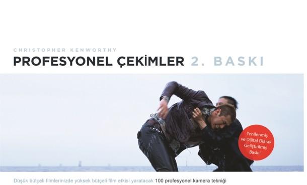 """""""Profesyonel Çekimler"""" Malatya Film Festivali'nde! 1 – 6. MUFF Teknik Kitap Görseli 2"""