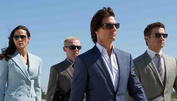Mission Impossible Ghost Protocol (2011)