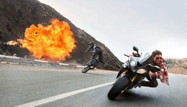 Mission Impossible Rogue Nation (2015)