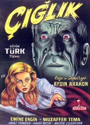 Çığlık poster