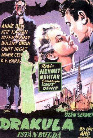 Drakula İstanbul'da poster