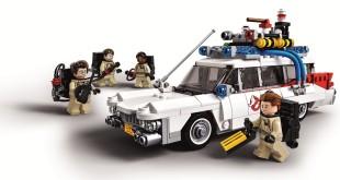 Lego ile Sinema Buluşmaya Devam Ediyor: Ghostbusters Lego Set 3 – Ghostbusters Lego