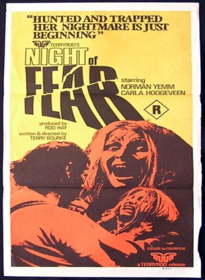 Night of Fear poster 1
